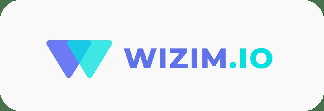 Le logo Wizim.io